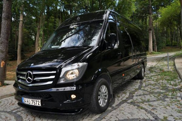 Mercedes Sprinter Super VIP