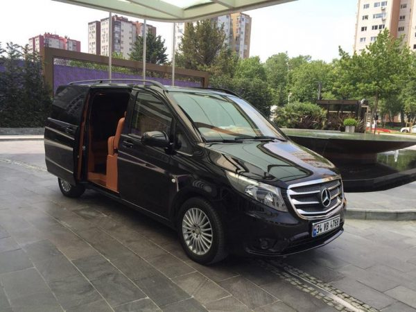 Super VIP Mercedes Vito