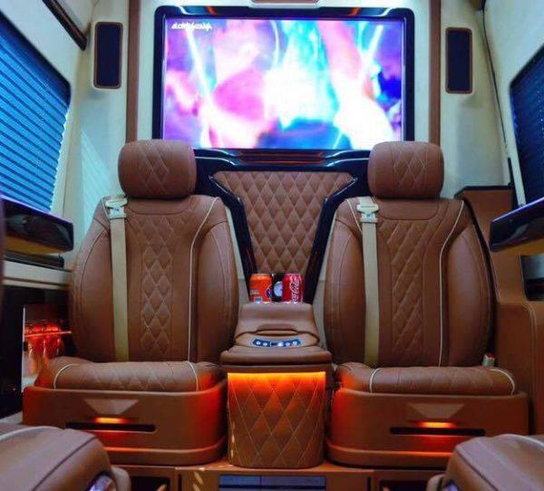 Mercedes Sprinter Ultra VIP